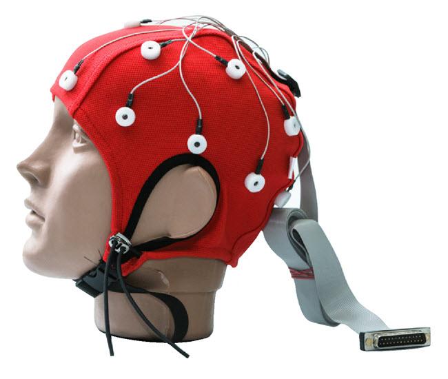 Шапочка з вбудованими електродами Артикул:1007 Image